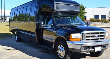 18 Passenger party bus Anaheim