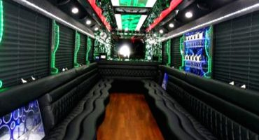 22 passenger party bus 1 Anaheim