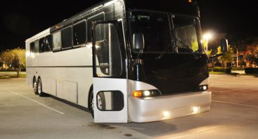 40 passenger party bus Anaheim