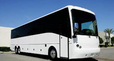 50 passenger charter bus rental Anaheim