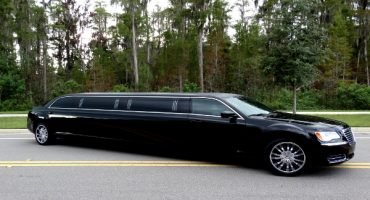 Chrysler 300 limo service Anaheim