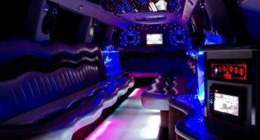 Escalade limousine service Anaheim